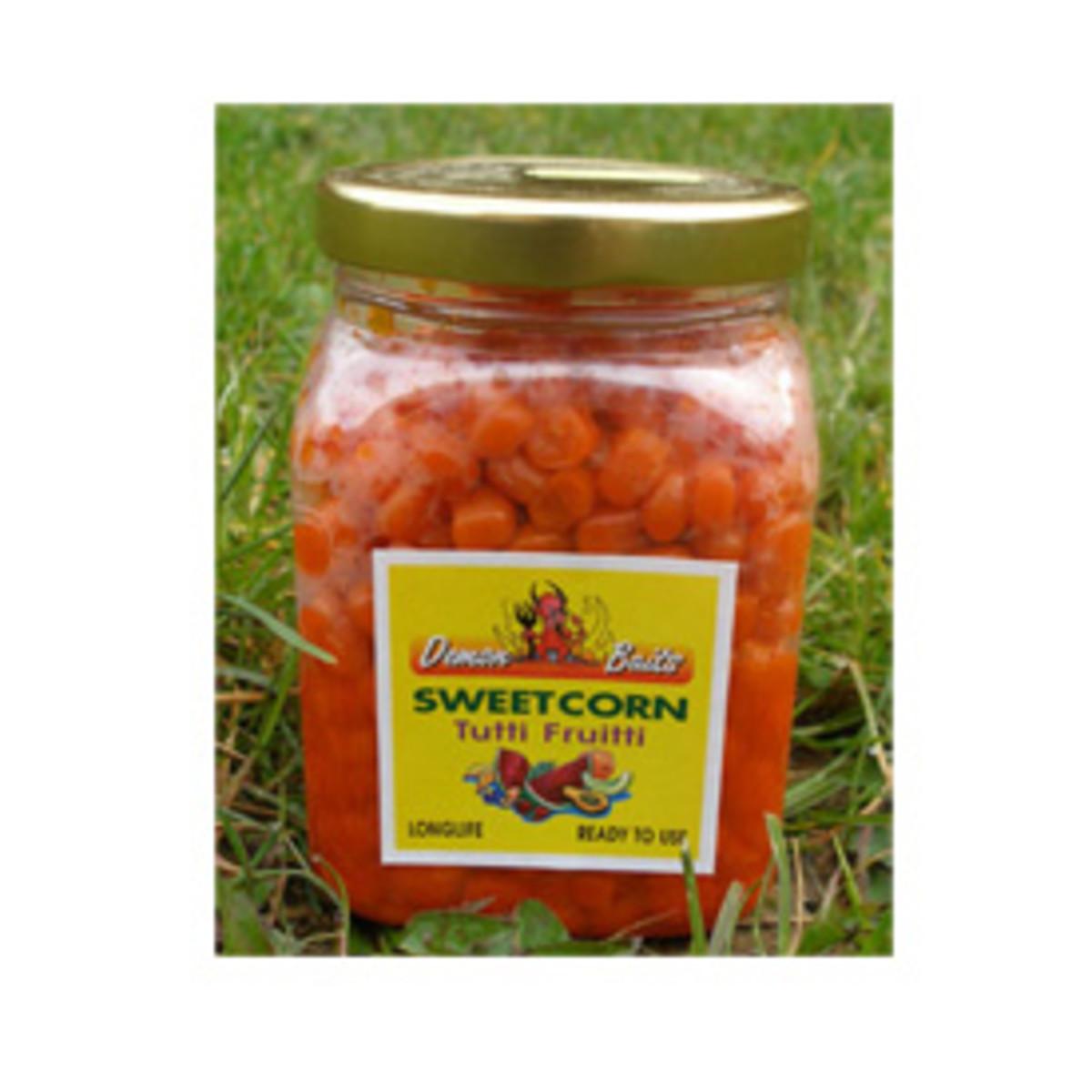 Flavoured Sweetcorn