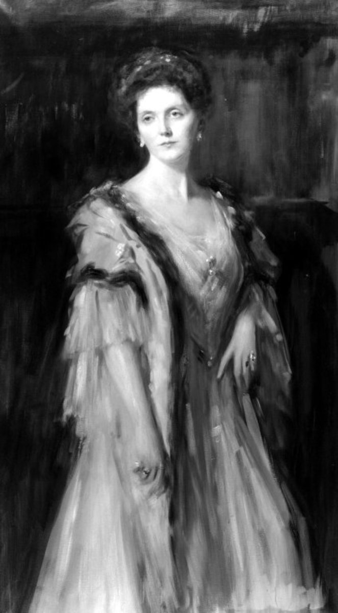 EMILY POST, THE MOTHER OF ETIQUETTE