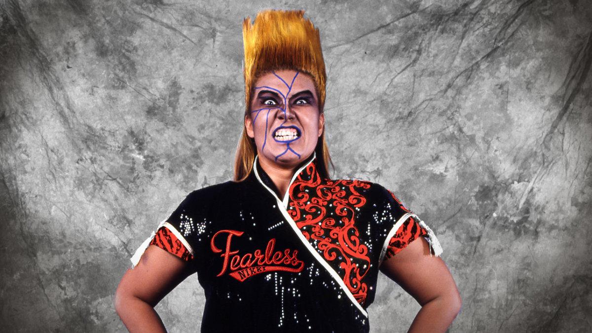 Japanese wrestling legend Bull Nakano
