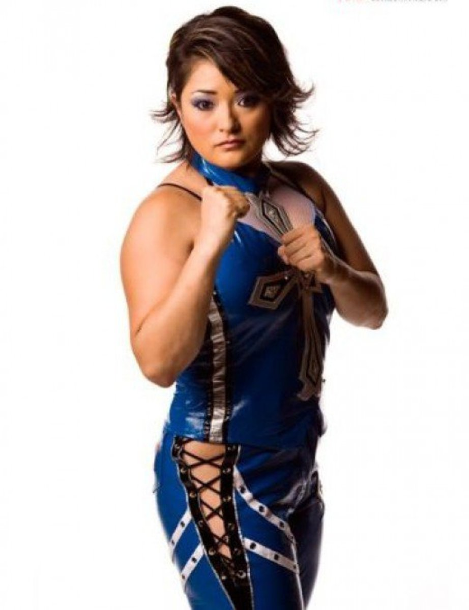 Ayako Hamada - Japanese Female Wrestler