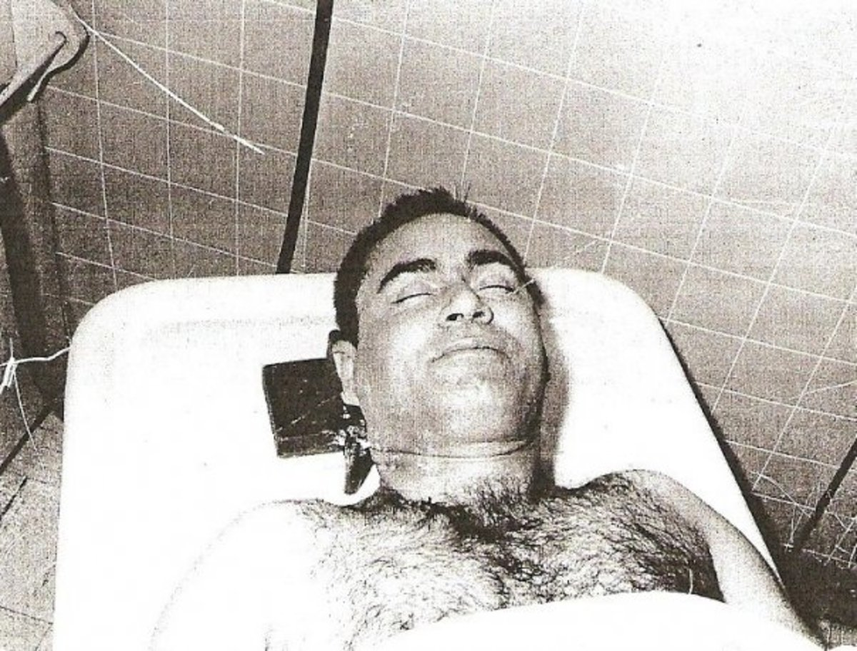 The Gaffney Strangler only claimed four lives but he terrorized portions of two states in 1967 and 1968.
