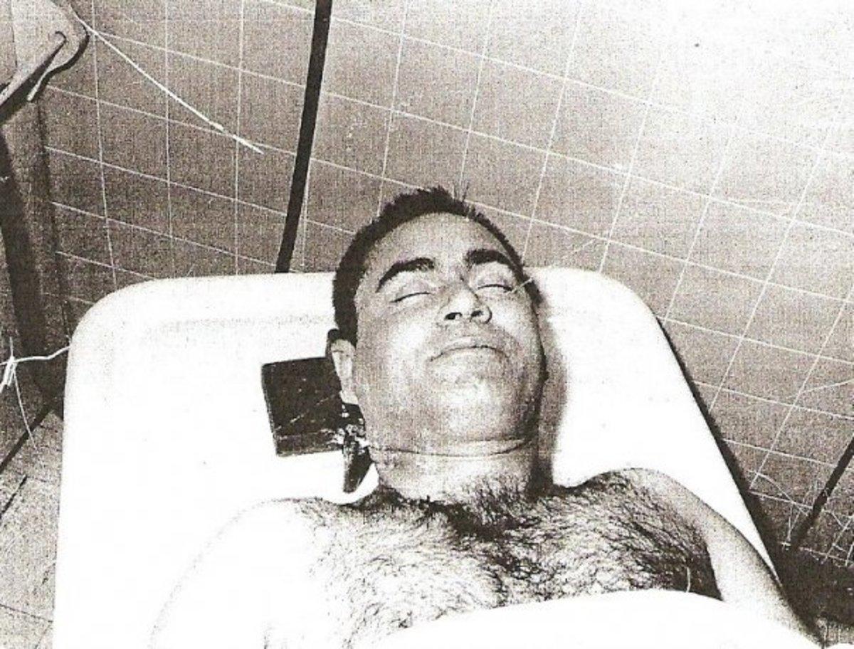 Famous Serial Killers , Gaffney Strangler