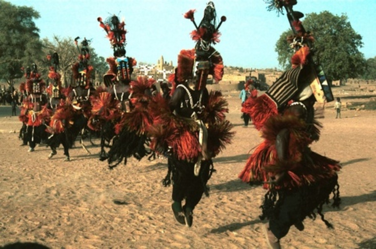 The Dogon people in Africa worship the Star Sirius as well as its satellites Sirius A, B and C. They had knowledge of their elliptical rotations around the North star long before NASA confirmed this