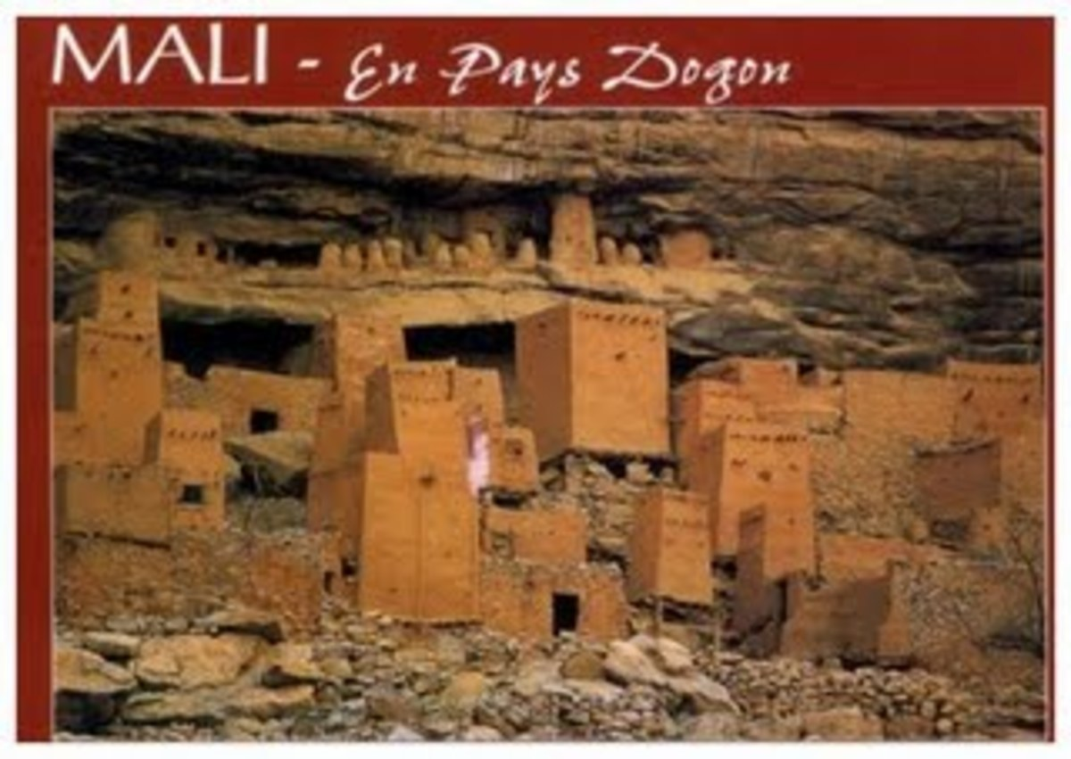 Land of the Dogon