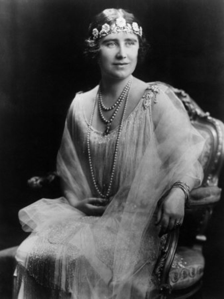 1928 Princess Elizabeth - Queen Mother