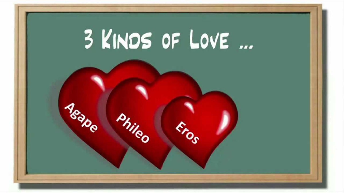 3 kinds of love