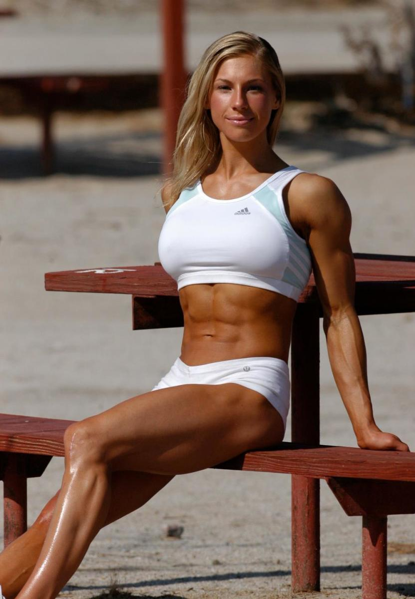 Gail Sanez - Female Fitness