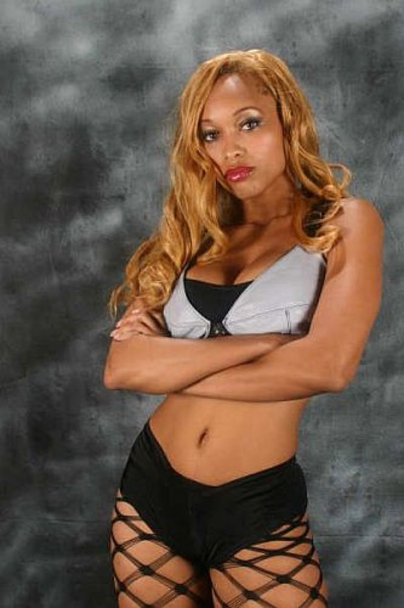 Crystal White - Women's Wrestling