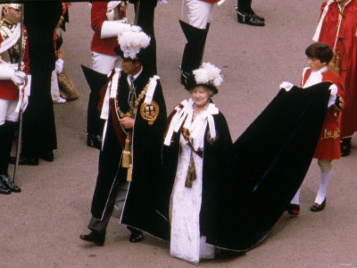1982 Queen Mother