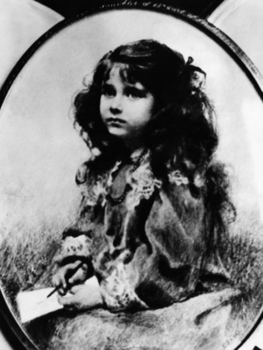 1906 Princess Elizabeth - Queen Mother