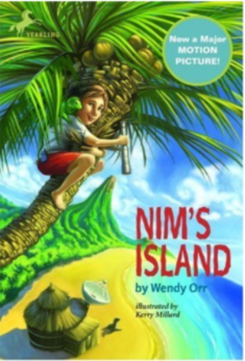 Nim's Island Unit Study, Lesson Plans, and Activities