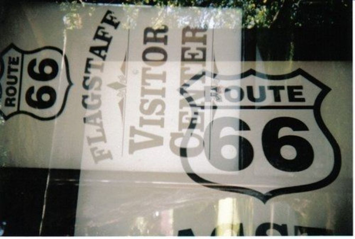 Route 66 Flagstaff