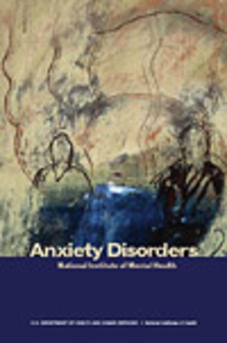 Anxiety Disorders Free Brochure