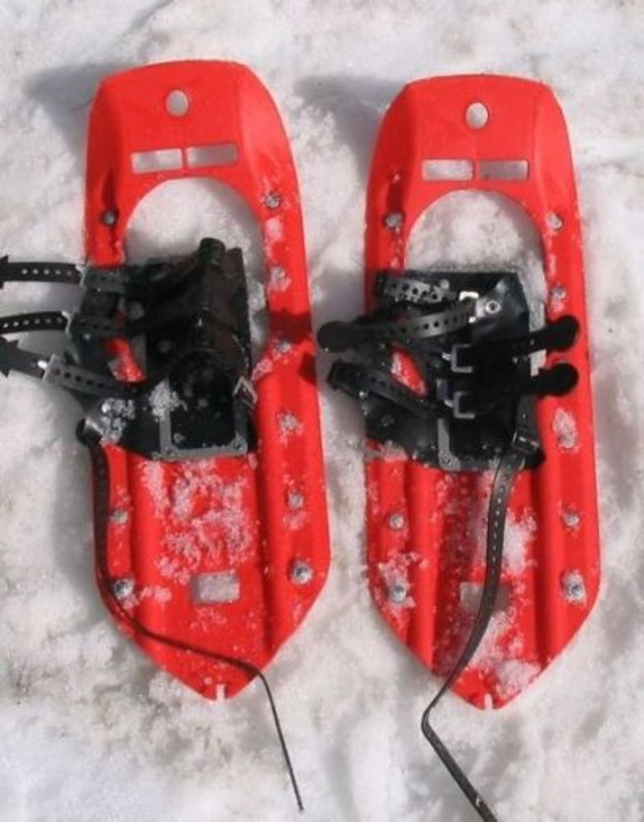 "MSR Denalis: Perfect for the ""average"" snowshoer"