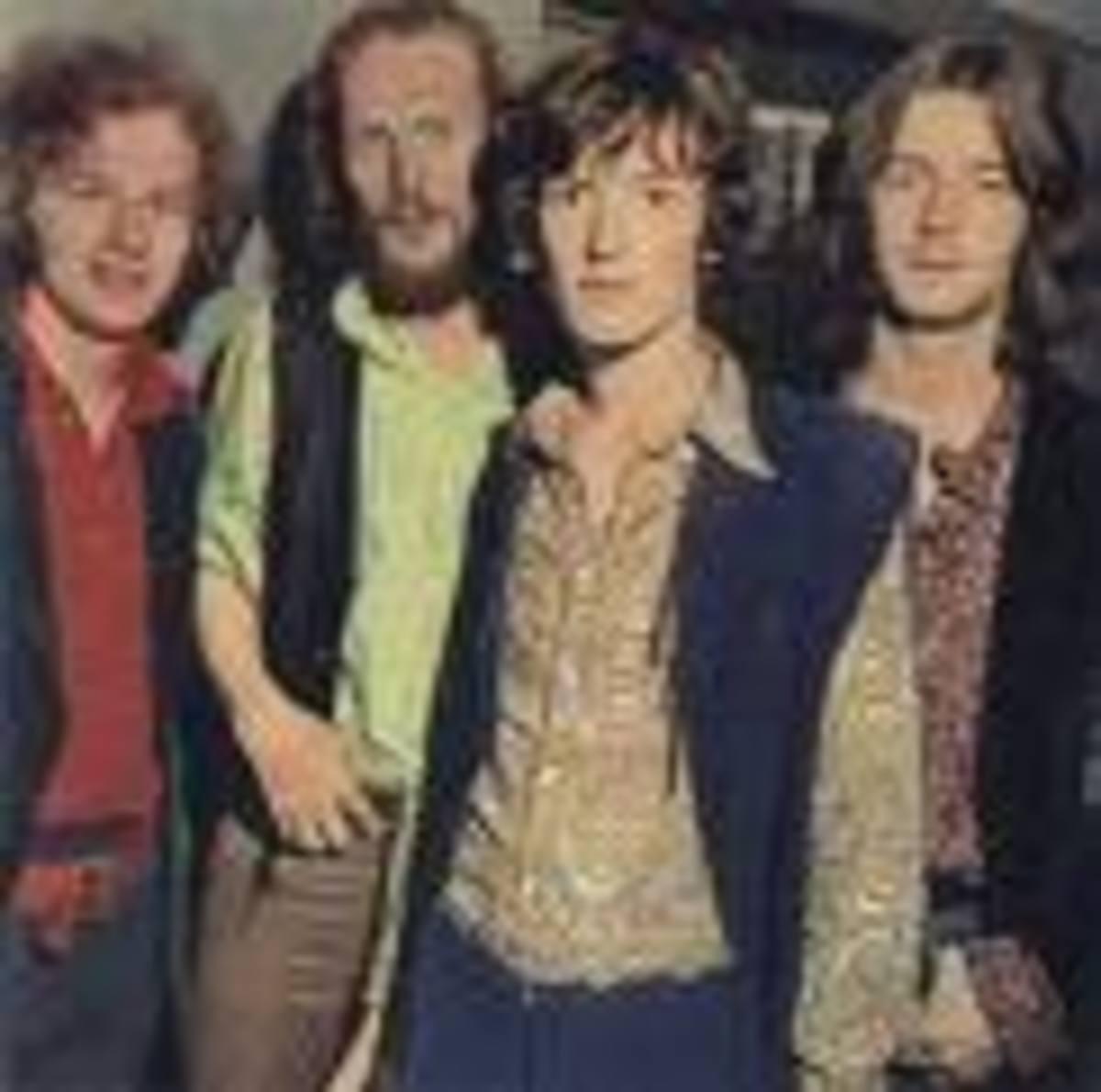 Blind Faith with Baker and Clapton
