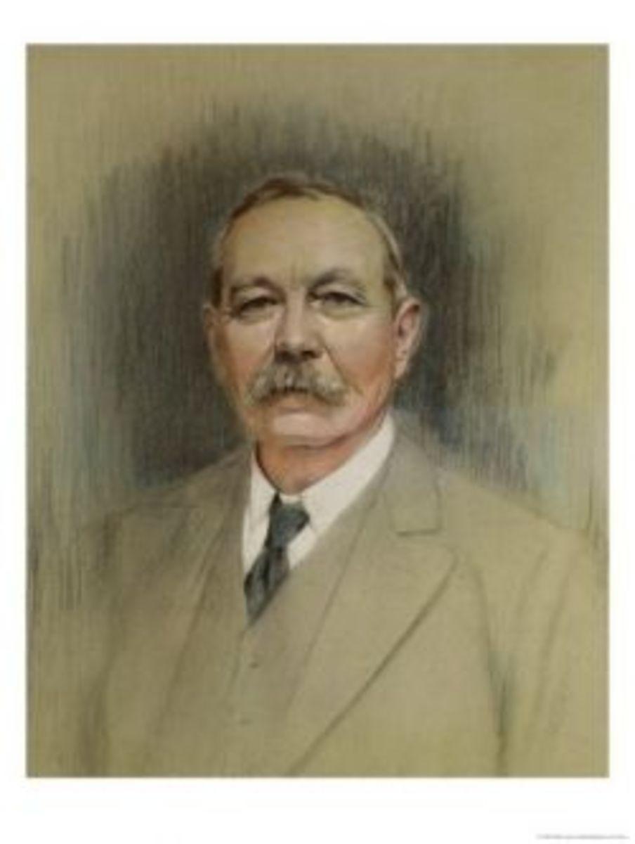 Sir-Conan-Doyle