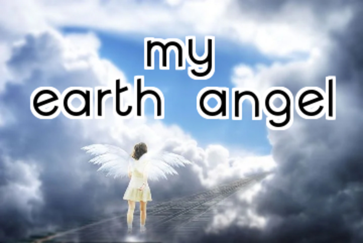 poem-my-earthly-angel