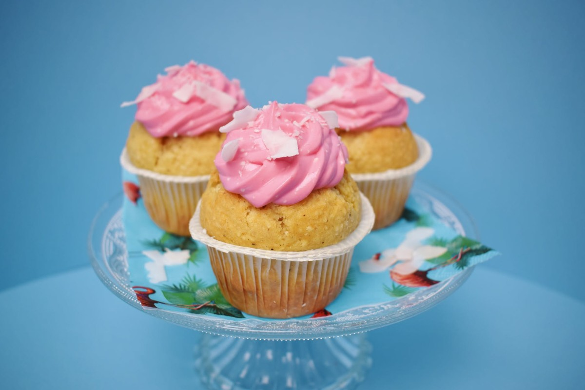The harmless cupcake. Aren't they cute?