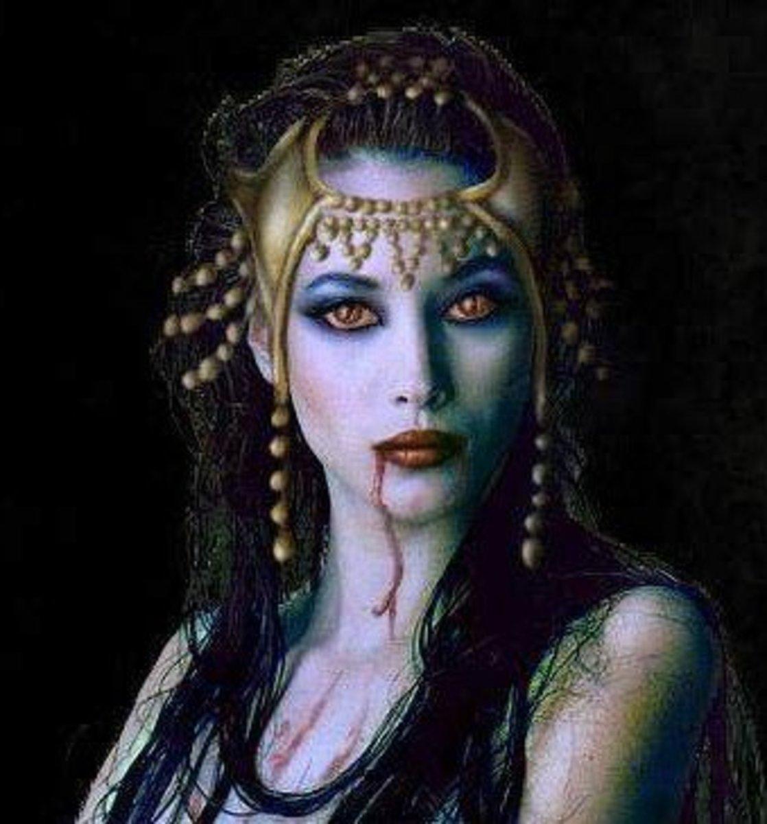 Vampire Makeup Ideas Tutorials Hubpages