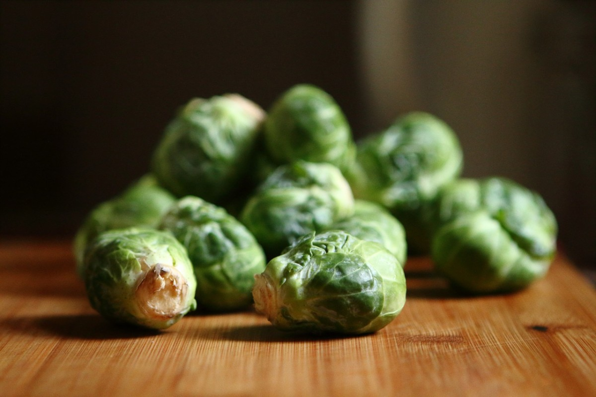 The low-FODMAP diet doesn't allow brussels sprouts.