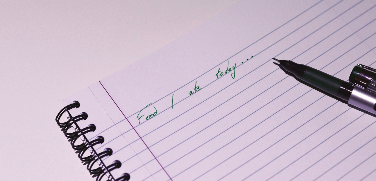 Keeping a food journal can help you succeed while on the low-FODMAP diet.