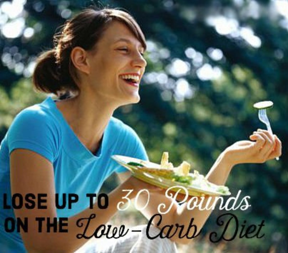Low-Carb Diet: Lose 20-30 Pounds in Two Months