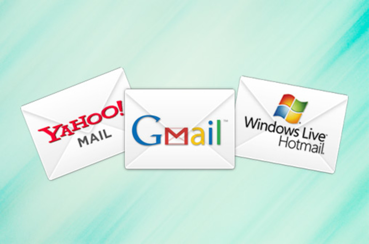 Google Gmail VS Hotmail(Microsoft Outlook mail) VS Yahoo mail, and Gmail is the better.