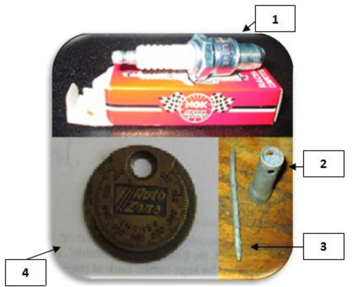 Figure 1 - Required Tools and Equipment
