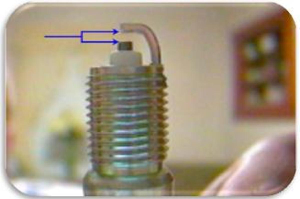 Figure 9 - Spark Plug Gap