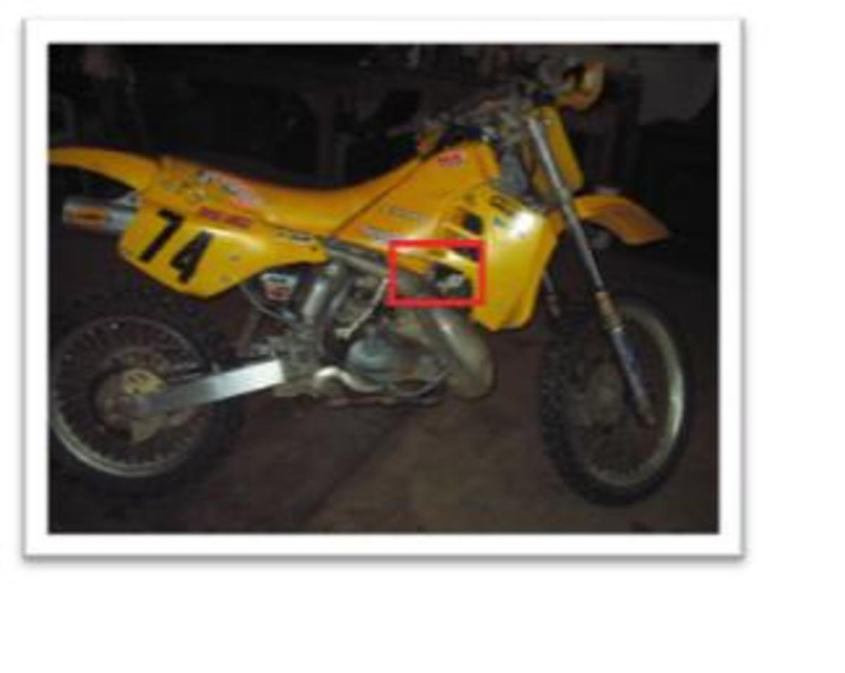 Figure 3 - A Standard Dirt Bike