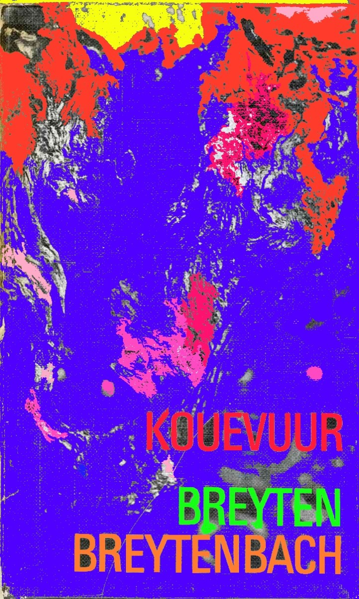 "Cover of ""Kouevuur"". Colour added by Tony McGregor"