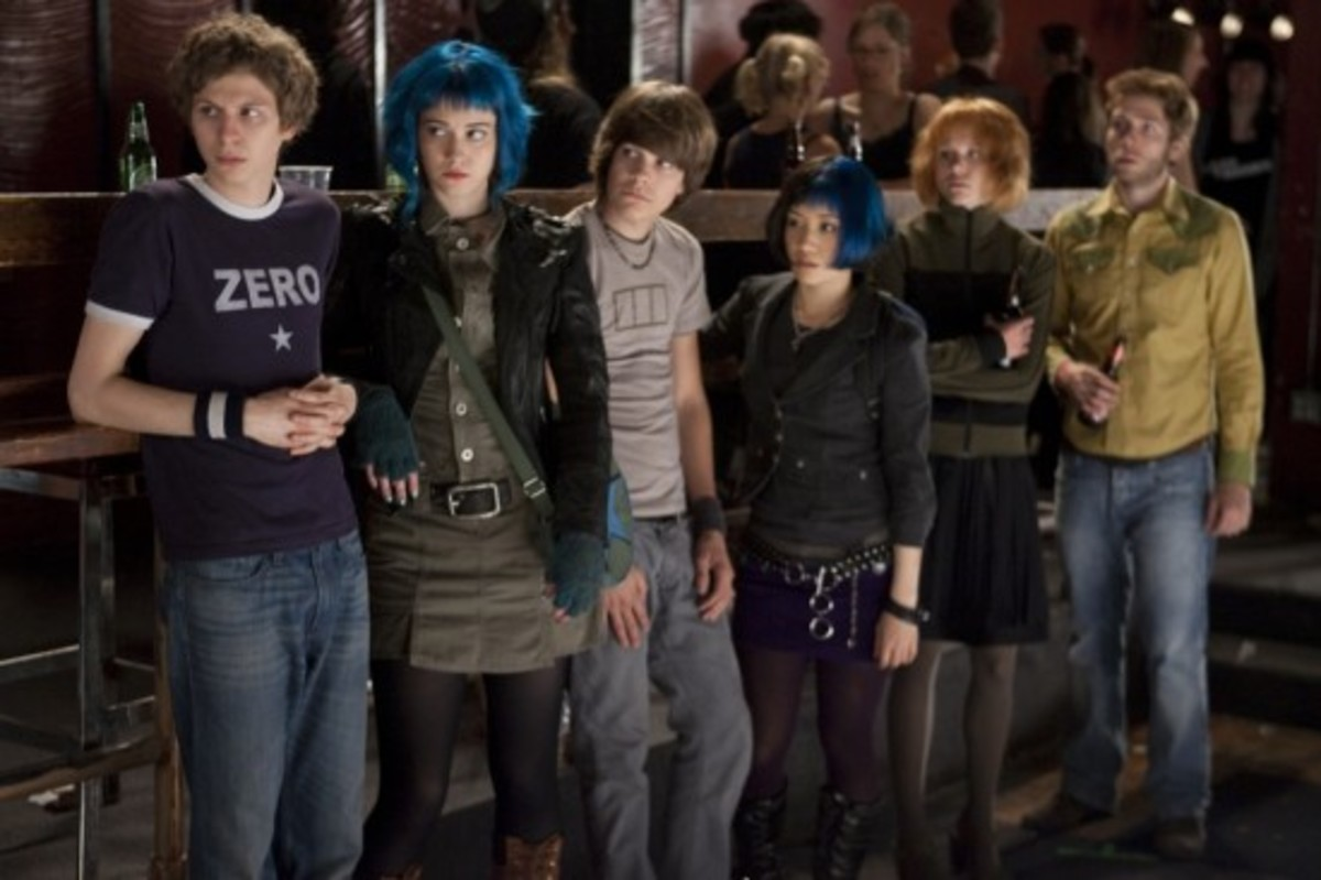 Differences Between The Scott Pilgrim Movie and The Comic Books