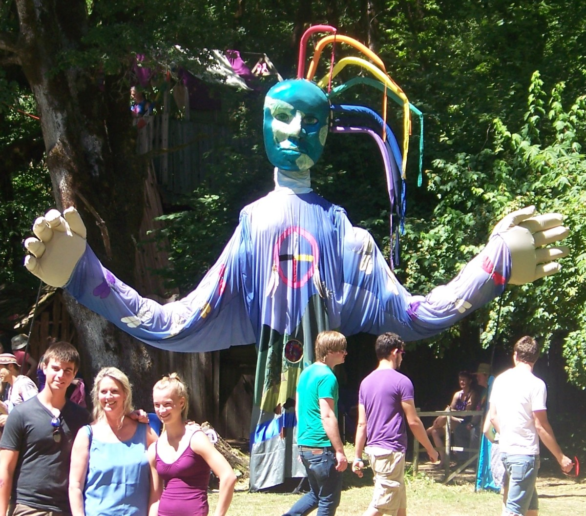 Oregon Country Fair: Photos from a Counter-Culture Festival