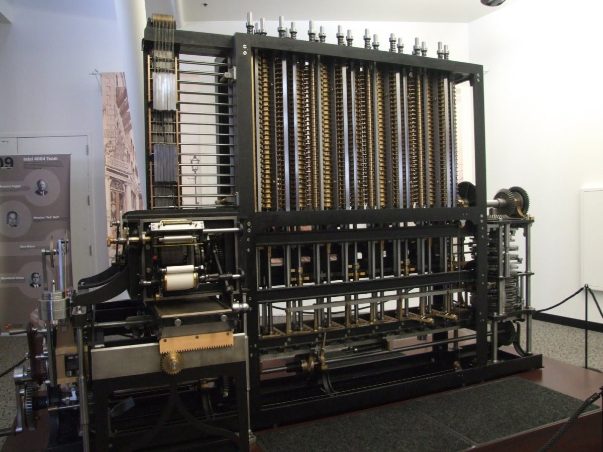 An analytical engine