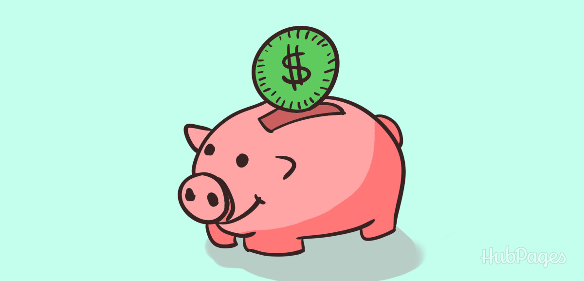 Pigs represent abundance, and many cultures see them as foretelling good fortune.