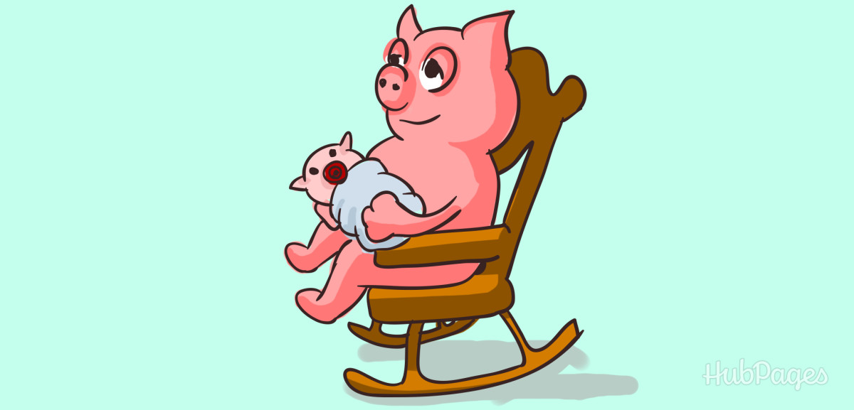 Are you pregnant or trying to conceive? If so, expect to dream about pigs.