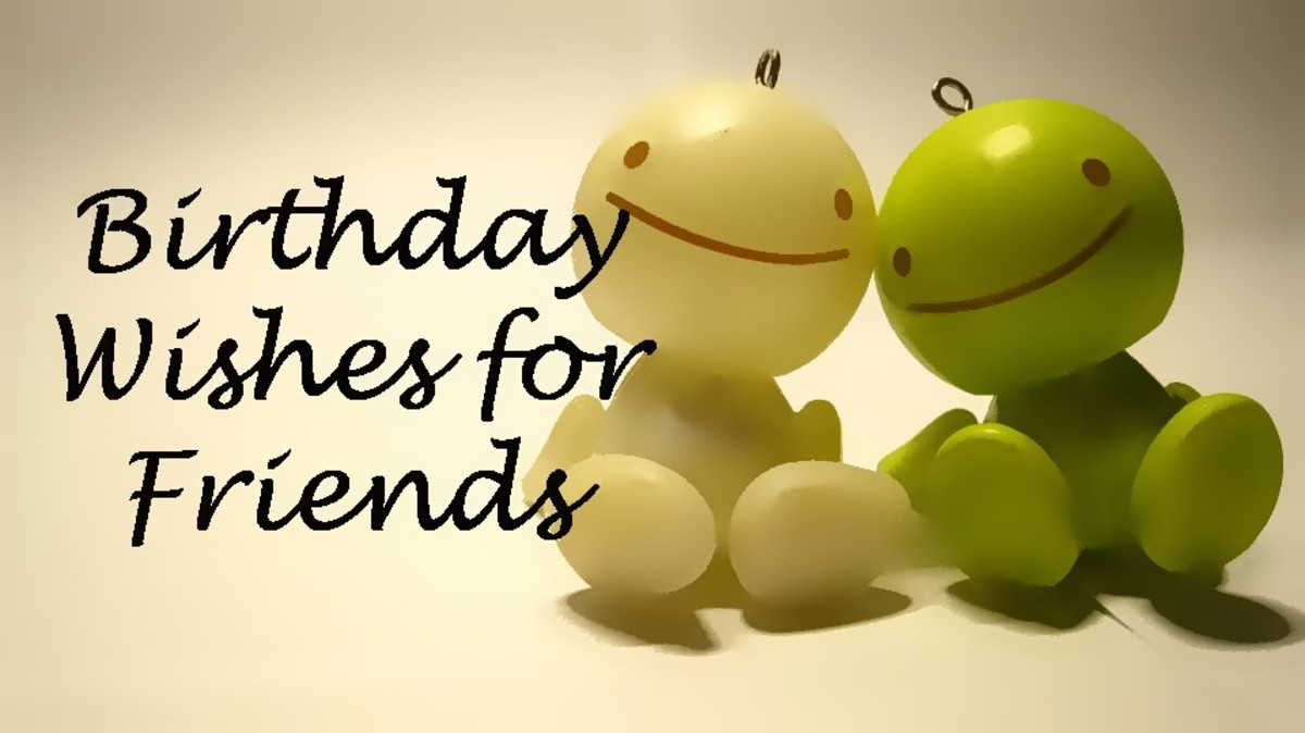 Friend birthday wishes what to write in a card hubpages bookmarktalkfo Images