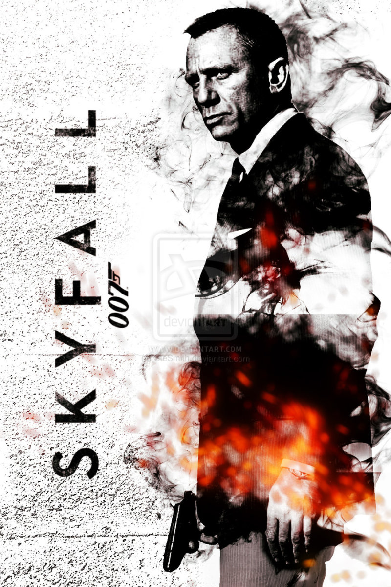 Tennyson Quote From Skyfall New James Bond Hubpages