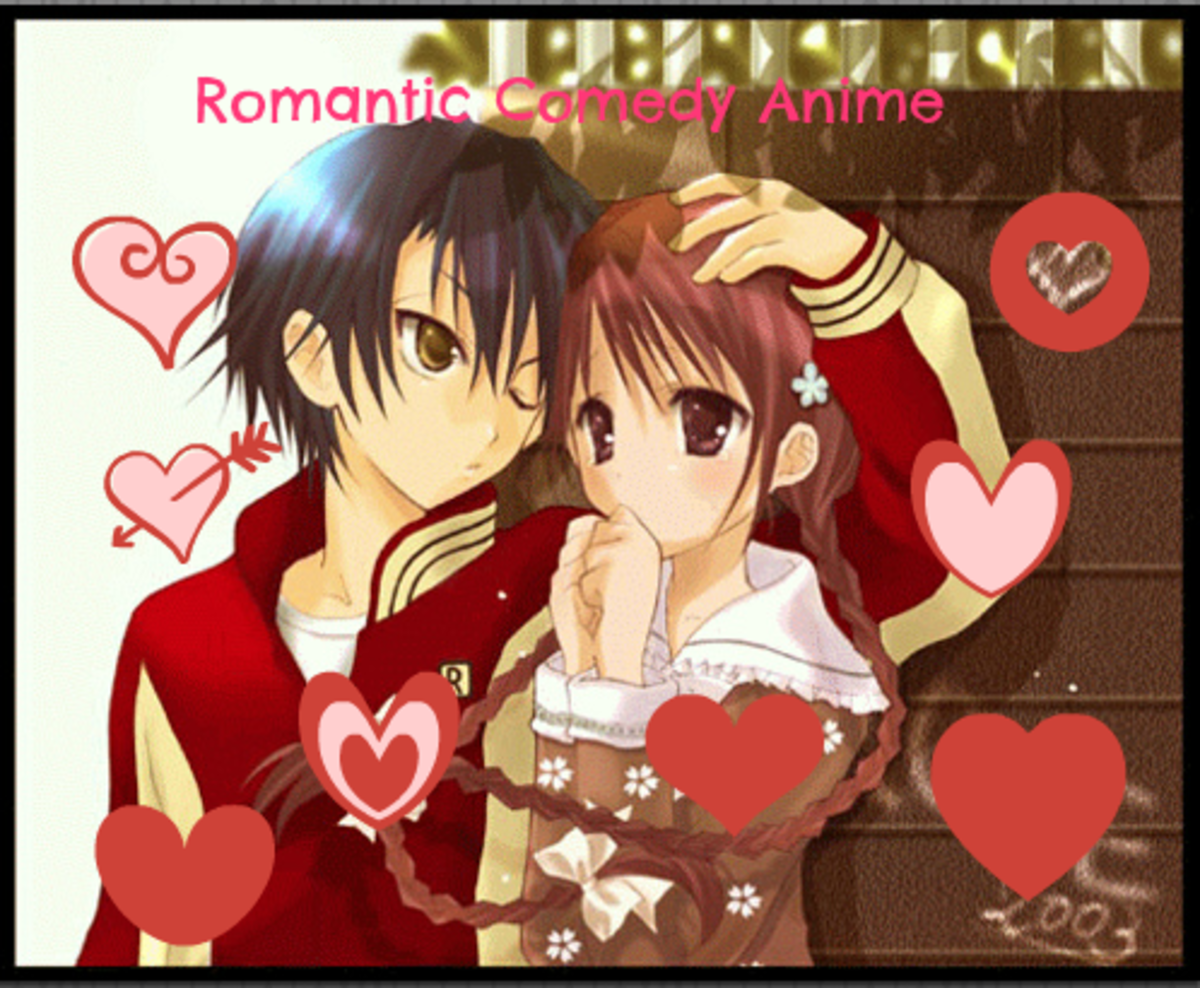 10 Best Romantic Comedy Anime Series Hubpages