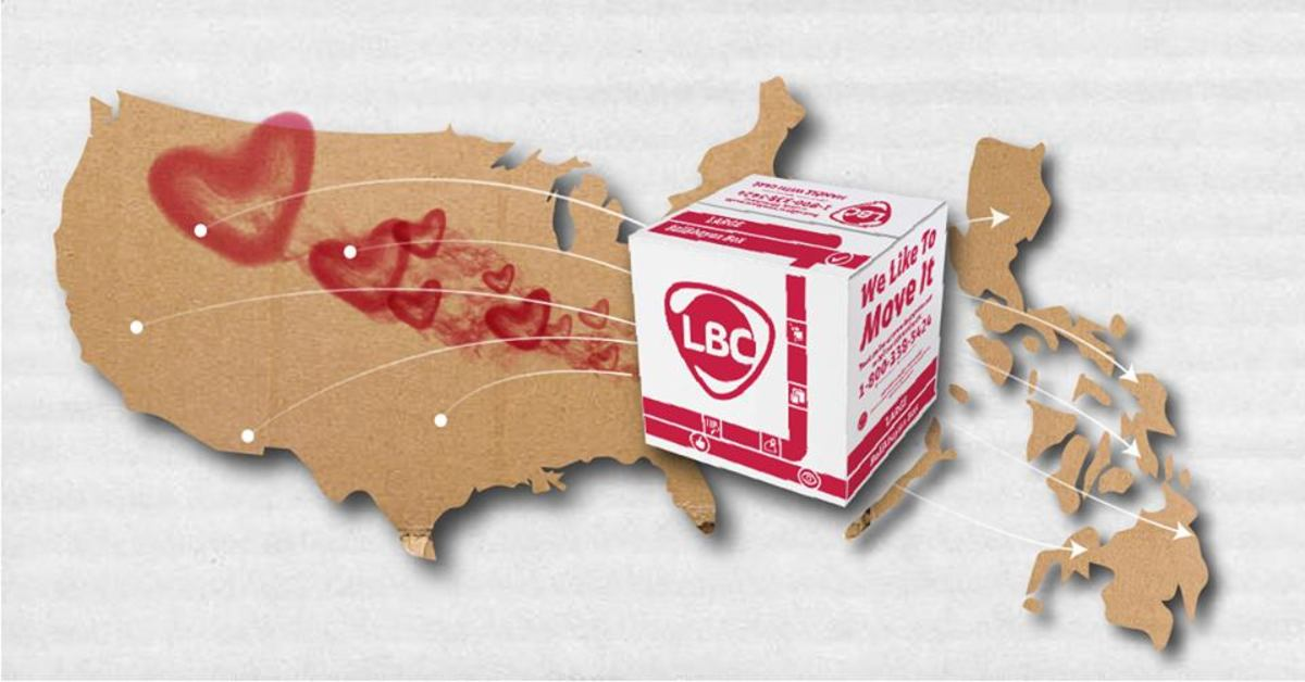 How to Ship a Balikbayan Box to the Philippines: LBC International Shipping Service