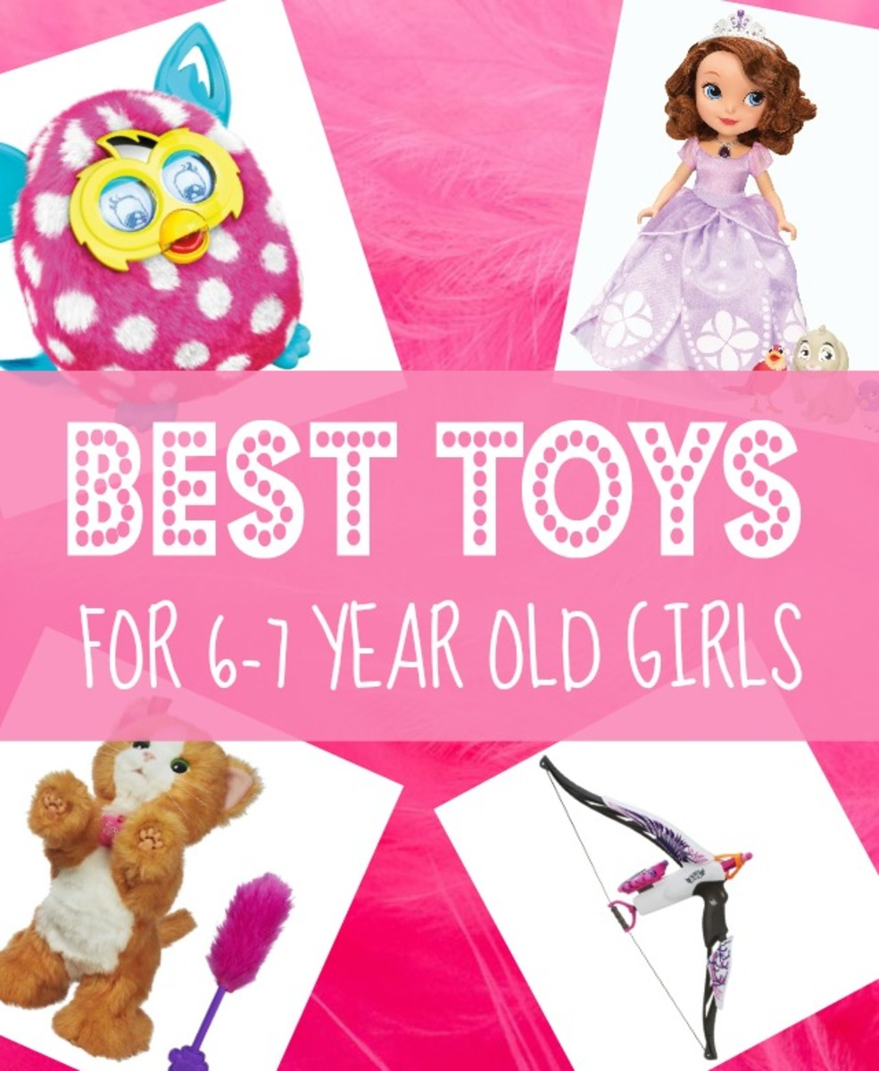 Best Toys & Gifts For 6-Year-Old Girls
