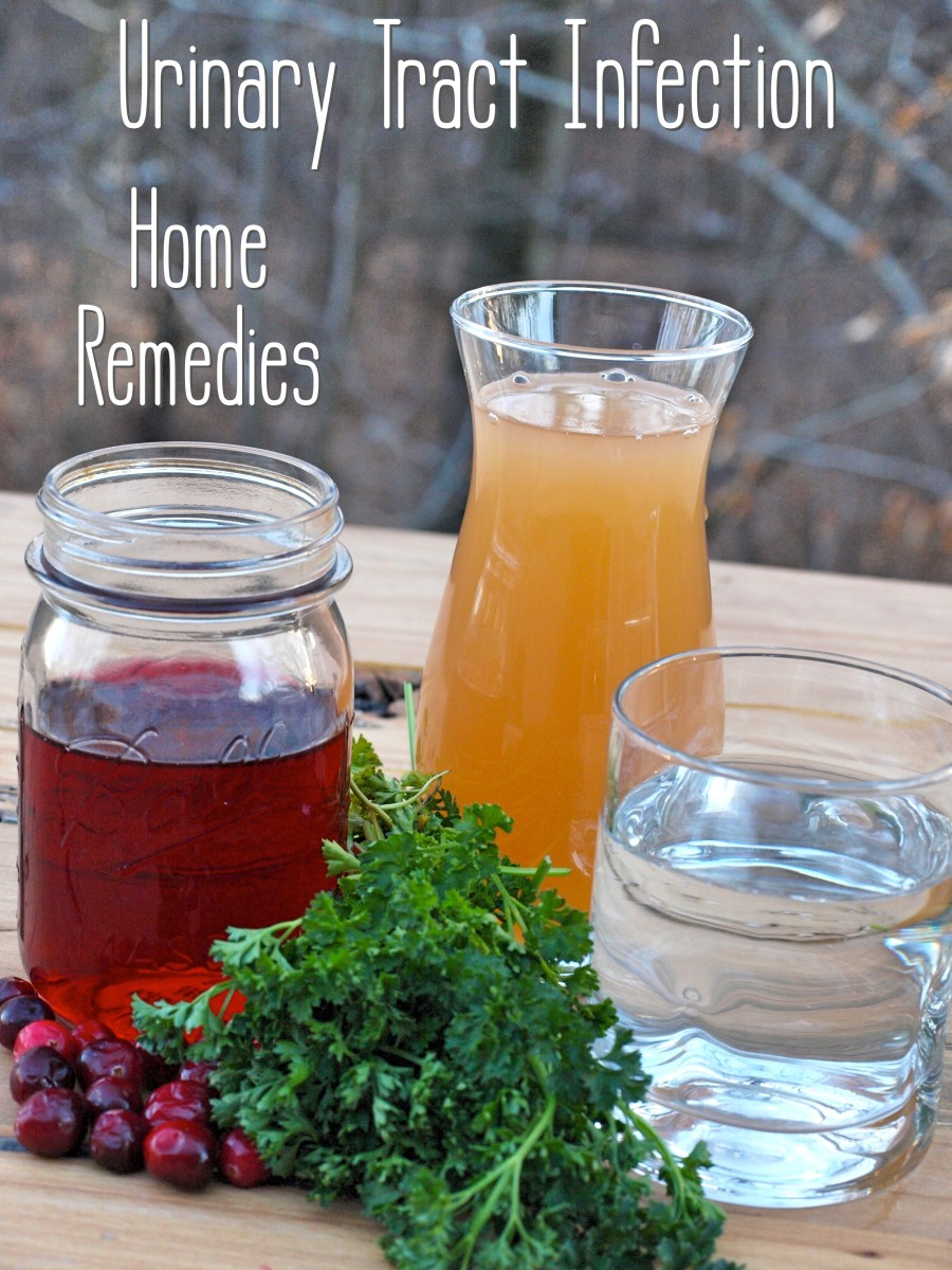 Treating Urinary Tract Infection with Cider Vinegar