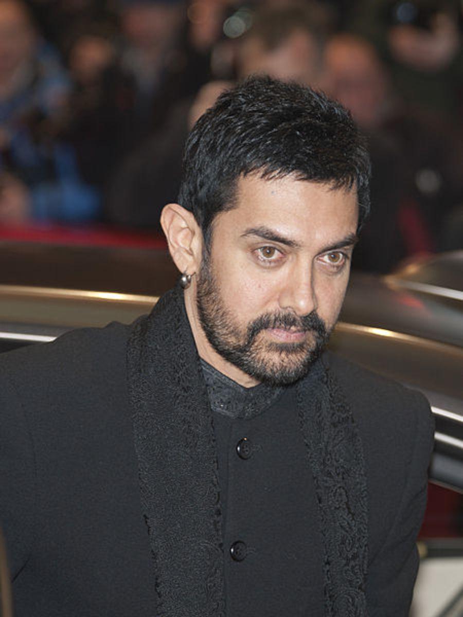 "Aamir Khan at the premiere of ""True Grit"" Berlin Film Festival 2011"