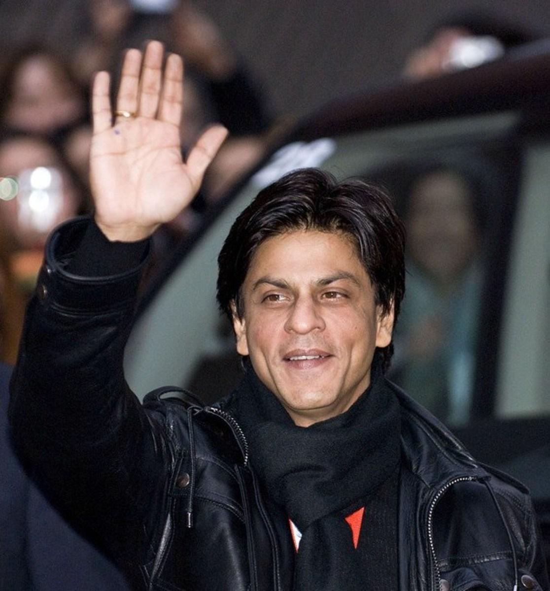Shah Rukh Khan in 2008