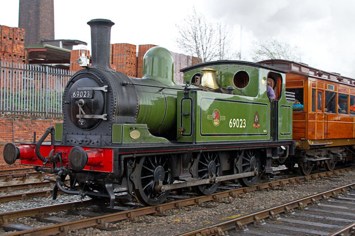 1951 batch member 69023 bought from BR by R Ainsworth, named 'Joem; after parents Joe and Emma - sold to NELPG, currently undergoing work at Hopetown, Darlington and hopefully will run in 2022 - ready for 2025 S&D Bicentenary