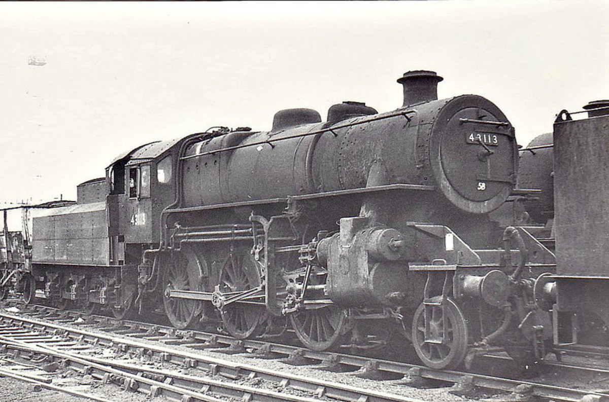Although designed for light freight work, at weekends or public holidays some were assigned to passenger working