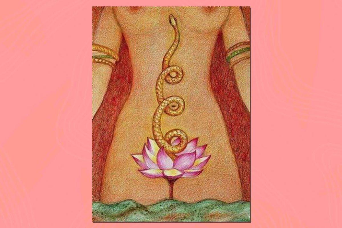 Rising up with Kundalini energy