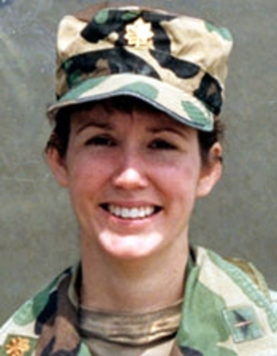 Major Marie T. Rossi  (1959-1991, age-32)