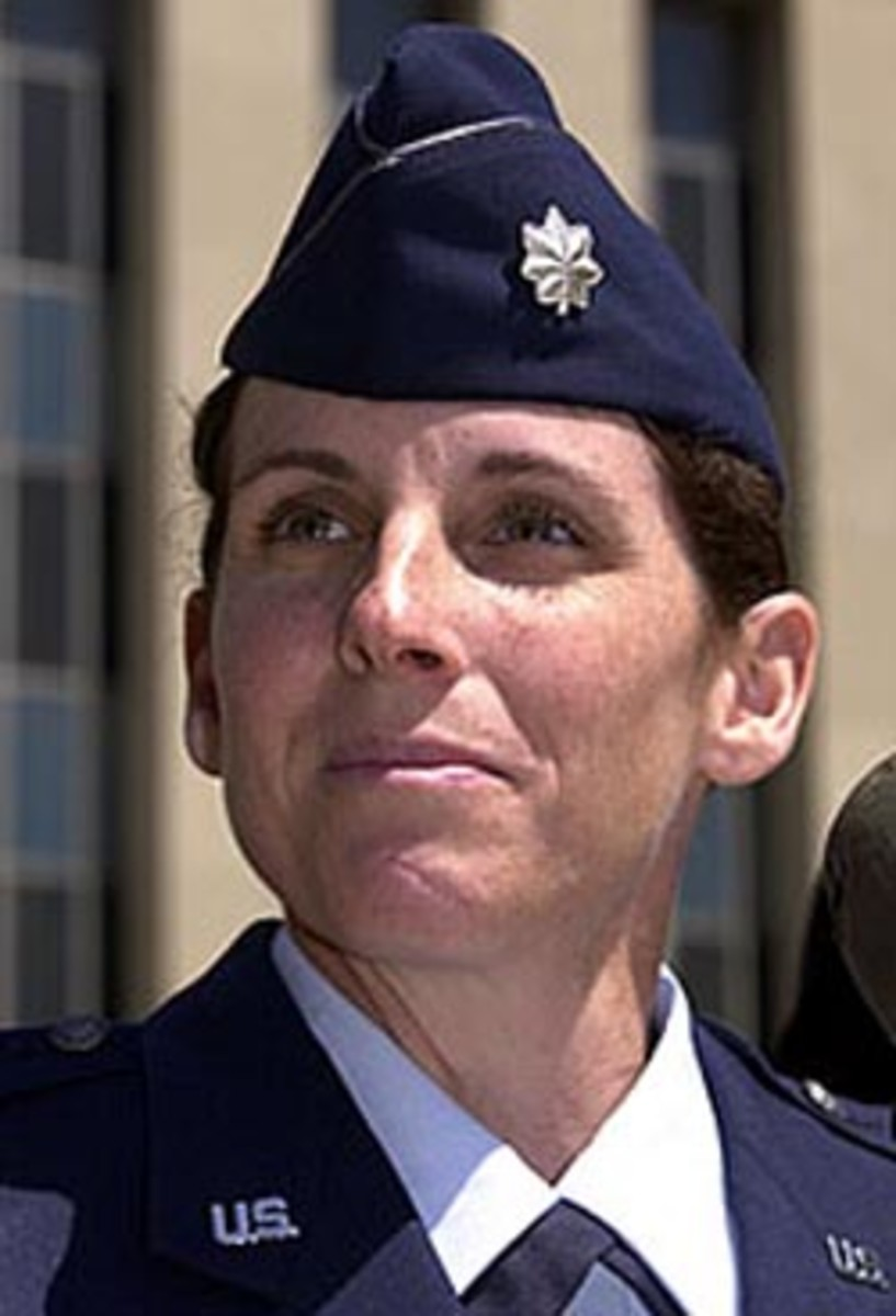 Lt. Col. Martha McSally