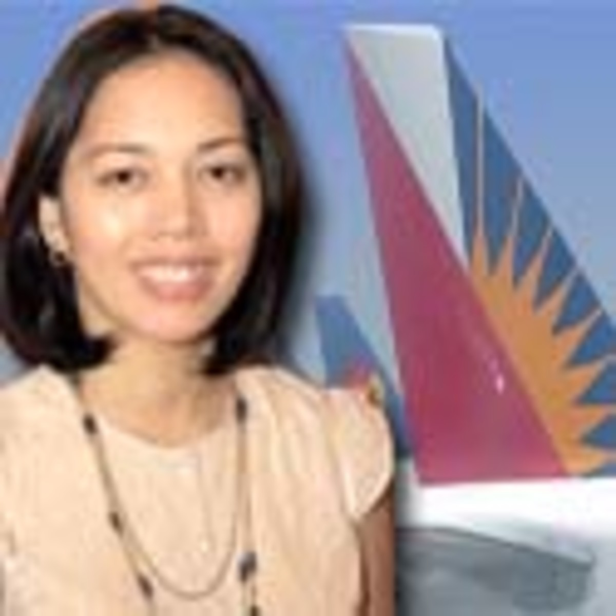 MA. AURORA AMANDA CARANDANG-GLORIA (High School '82) - First Woman Commercial Pilot